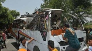 9 killed, 15 injured in Punjab bus accident