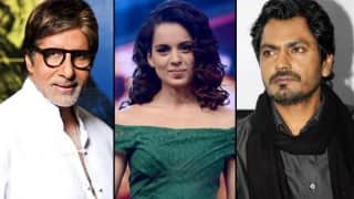 Amitabh Bachchan, Kangana Ranaut, Nawazuddin Siddiqui: Who made you laugh the most in 2015?