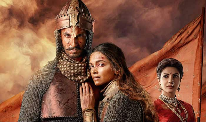 Bajirao Mastani: Check out the breathtaking pictures of Ranveer Singh, Deepika Padukone and Priyanka Chopra