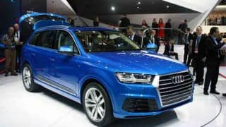 Audi Q7 SUV launch: Several units imported into India