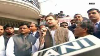 'Bure Din' instead of 'Achhe Din': Rahul Gandhi