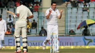 India vs South Africa 4th Test 2015: Live Score and Ball by Ball Commentary of IND vs SA 4th Test Day 3