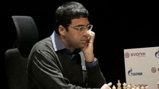 Viswanathan Anand loses to Maxime Vachier-Lagrave