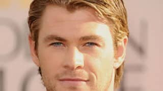 Chris Hemsworth suffered from food hangover