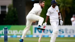 New Zealand vs Sri Lanka 1st Test 2015 Day 1: Cricket live streaming & live score of NZ vs SL