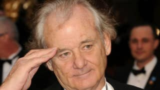 I'm a failure as a human being: Bill Murray