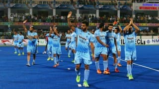 A mixed bag performance in the Hockey World League by team India