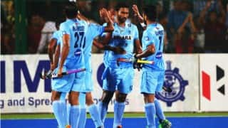 Belgium bt India 1-0   Live Score Updates, Hockey World League Semifinal