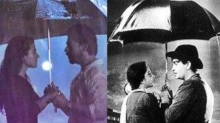 शाहरुख़ खान और कजोल फिर दोहराएंगे राज कपूर और नर्गिस का फेमस सीन