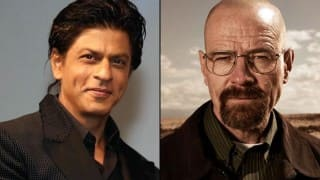 Shah Rukh Khan is keen to play Walter White in Breaking Bad remake?
