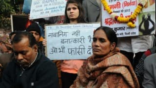 Nirbhaya Rape Case: Delhi police stops parents from protesting at India Gate; parents express dejection