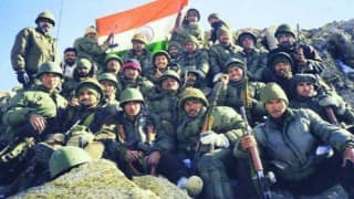 Kargil Vijay Diwas: Northern Command Chief Lt Gen D S Hooda pays tribute