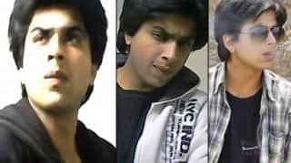 Shah Rukh Khan lookalike! This young man from Pakistan is the Xerox copy of SRK (Watch video!)