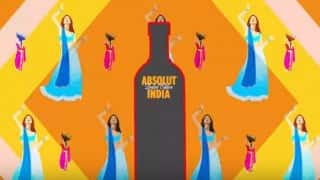 Absolut goes desi! Watch how the beautiful bottle of Indian 'Mango Pepper' flavoured vodka came to be