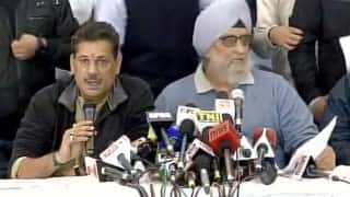 DDCA Scam: Kirti Azad's live press conference exposes string of 'ghost' companies floated to swindle money!
