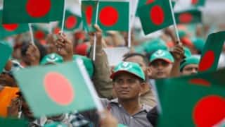 39 injured in clashes during municipal polls in Bangladesh