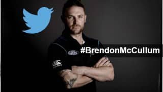 This is how Twitterati reacted to news of Brendon McCullum's retirement
