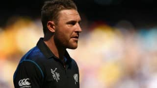 M S Dhoni can make more impact at number four: Brendon McCullum
