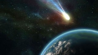 Giant comets may pose danger to life on Earth