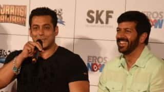 Salman Khan a great person, values relationships: Kabir Khan