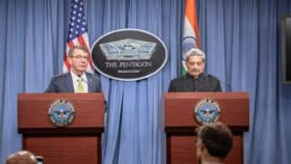 India, US decide to deepen military-to-military ties