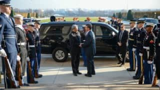 Manohar Parrikar's US visit welcome sign of deepening defence ties'
