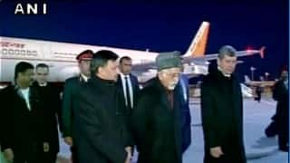 India to work with Turkmenistan to tackle extremism: Hamid Ansari