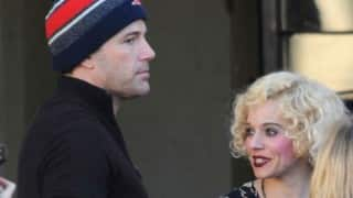 Ben Affleck has been 'very professional' with Sienna Miller