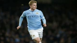 Kevin De Bruyne's brace helps Manchester City enter League Cup semis