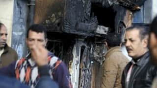 Three people arrested in Cairo nightclub attack