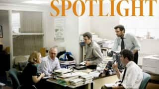 'Spotlight' named best film of 2015 by Boston critics