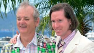 Bill Murray joins voice cast of Wes Anderson's new film