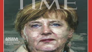 Angela Merkel is Time magazine's Person of the Year 2015