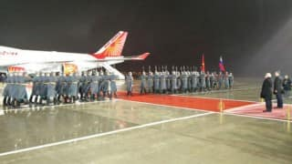 PM Narendra Modi gets red carpet welcome in Russia; key deals to be sealed