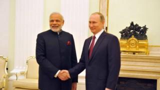 Narendra Modi, Vladimir Putin hold annual summit talks