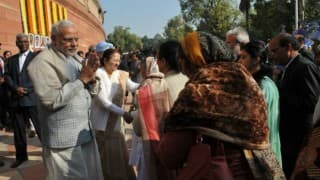 Narendra Modi, Sonia Gandhi pay tribute to 2001 Parliament attack martyrs