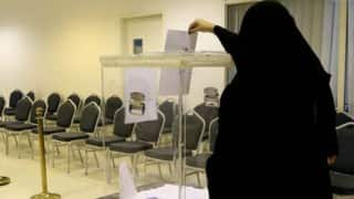 Woman wins council seat in historic Saudi Arabia polls