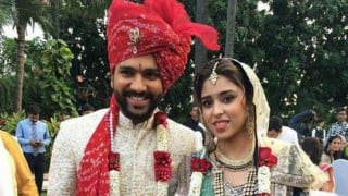 In a special video, Rohit Sharma thanks fans for wedding wishes