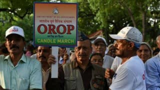 OROP: Paramilitary veterans announce stir from next year