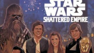 Star Wars The Force Awakens: Backstory of Shattered Empire that lead to the awakening of The Force