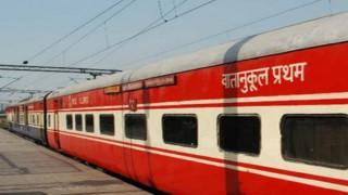 Smoke, flash of fire in Dibrugarh-New Delhi Rajdhani Express