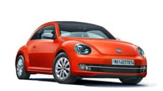 Volkswagen launches Beetle at Rs 28.73 lakh