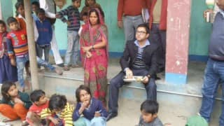 Gopalganj DM Rahul Kumar intends to change people's myth; eats food cooked by 'widow' who is considered 'bad omen'