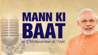 Live Streaming of Narendra Modi Mann Ki Baat: Listen PM Modi speech live on All India Radio (AIR)
