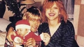 Kurt Cobain my greatest love in life: Courtney Love