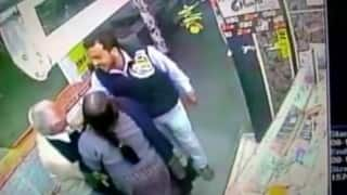 Disgusting! Man thrashes, assaults an old couple in Chandigarh mall; arrested (Watch Video)