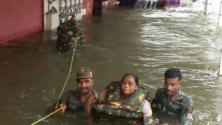 Chennai Rains: Incessant rains predicted in next 48 hours as heavy downpour paralyses Tamil Nadu
