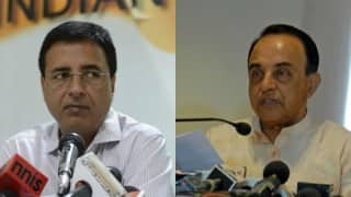 National Herald Case: Leaders unite at Congress headquarters, allege political vendetta charge against BJP
