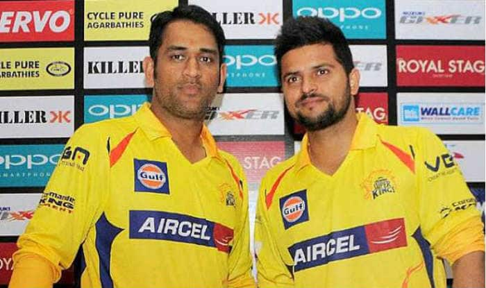 After playing together for eight seasons, MS Dhoni & Suresh Raina ...
