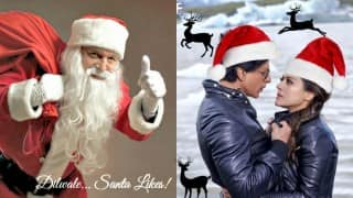 6 Reasons why we think Santa too prefers Dilwale over Bajirao Mastani this Christmas